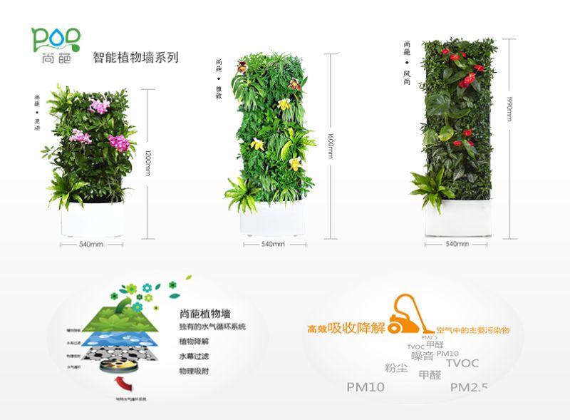 Växtväggarna