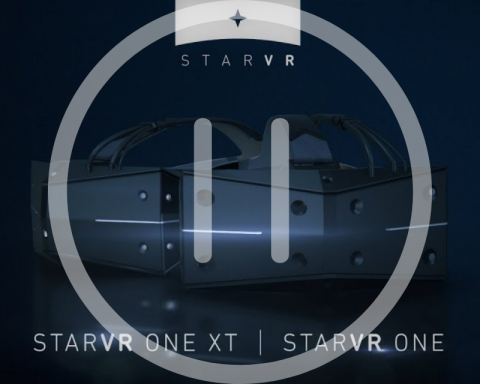 StarVR On hold