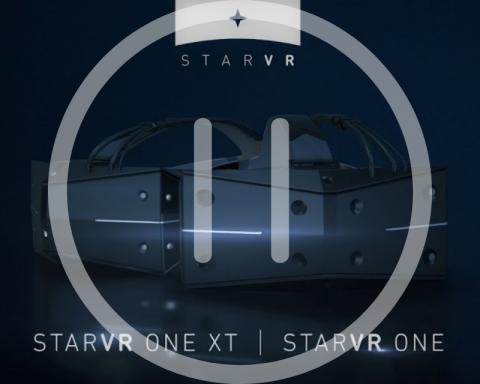 StarVR On hold
