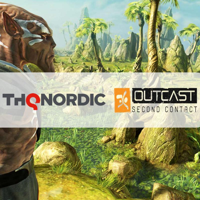 THQ Nordic förvärvar varumärket Outcast