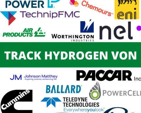 Hydrogen tracker